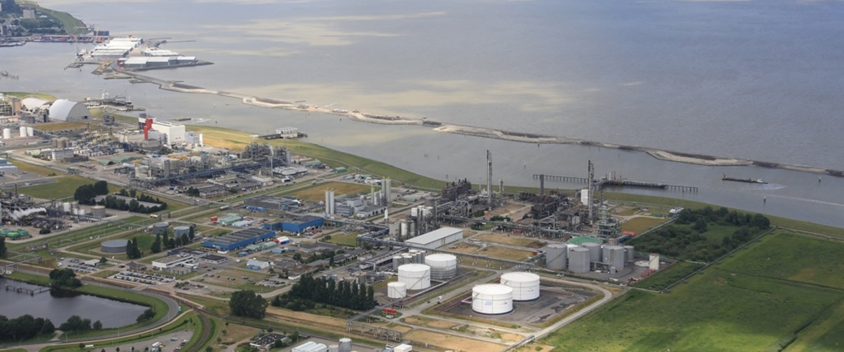 Chemical Cluster Delfzijl, the largest bio-based chemical hub in Northwest Europe.