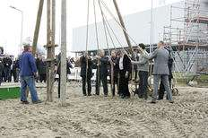 Small zeolyst groundbreaking ceremony delfzijl 1496132528