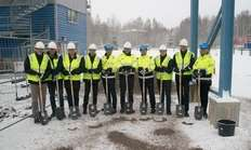 Small ground breaking at kvarntorp 1513329316