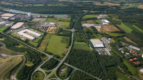 dorsten Marl industrial park