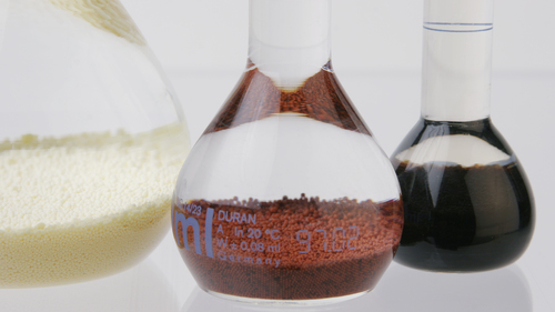 Ion exchange resins of the proven range Lewatit from specialty chemicals group LANXESS play an instrumental role for example in industrial water treatment, the purification of potable water and manufacture of ultrapure water. Photo LANXESS AG