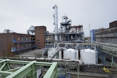 Small lanxess has completed the expansion of its cresol production plant in leverkusen 1435746819